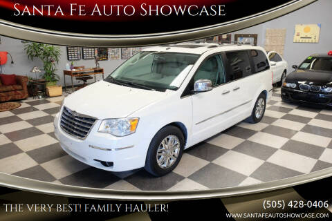 2009 Chrysler Town and Country for sale at Santa Fe Auto Showcase in Santa Fe NM