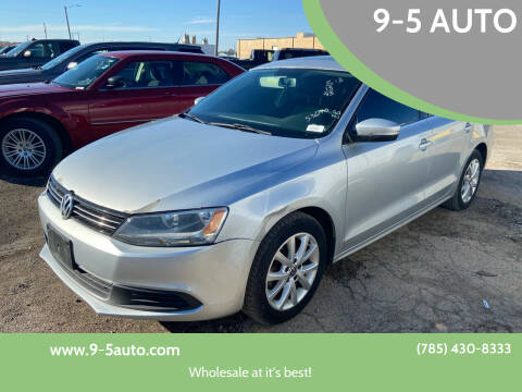 2013 Volkswagen Jetta for sale at 9-5 AUTO in Topeka KS
