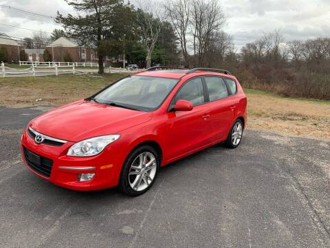 2010 Hyundai Elantra Touring for sale at Lux Car Sales in South Easton MA