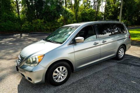 2008 Honda Odyssey for sale at Sarasota Car Sales in Sarasota FL