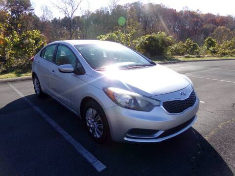 2014 Kia Forte for sale at J & D Auto Sales in Dalton GA