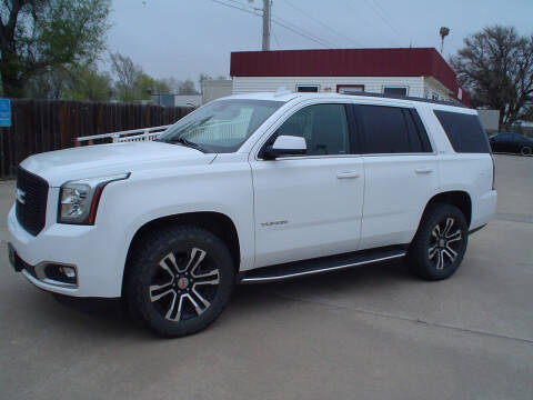 2017 GMC Yukon for sale at World of Wheels Autoplex in Hays KS