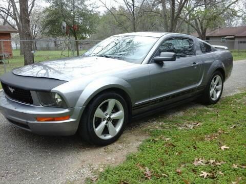 2006 Ford Mustang for sale at John 3:16 Motors in San Antonio TX