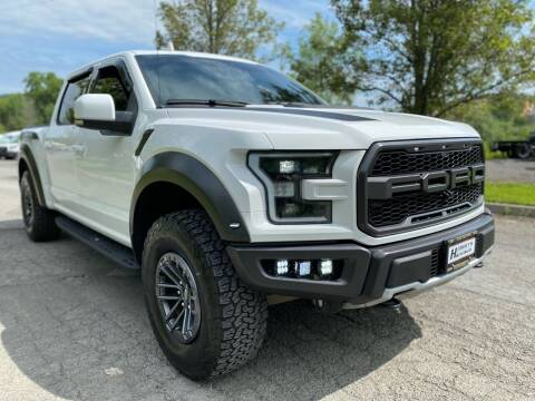 2019 Ford F-150 for sale at HERSHEY'S AUTO INC. in Monroe NY