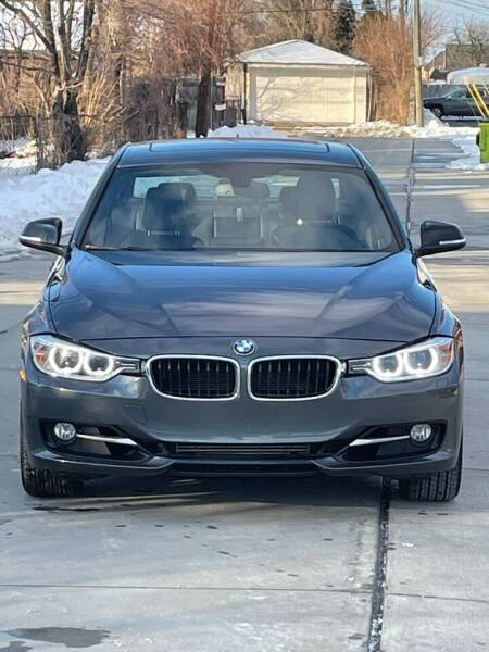 2013 BMW 3 Series for sale at Suburban Auto Sales LLC in Madison Heights MI
