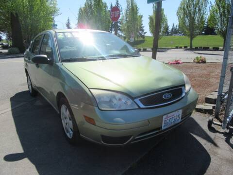 2007 Ford Focus for sale at Car Link Auto Sales LLC in Marysville WA