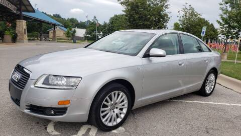 2007 Audi A6 for sale at Nationwide Auto in Merriam KS