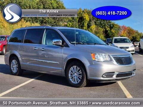 2015 Chrysler Town and Country for sale at The Annex in Stratham NH