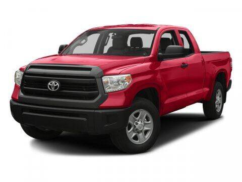 2017 Toyota Tundra for sale at Suburban Chevrolet in Claremore OK