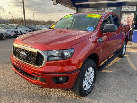 2019 Ford Ranger for sale at Cow Boys Auto Sales LLC in Garland TX