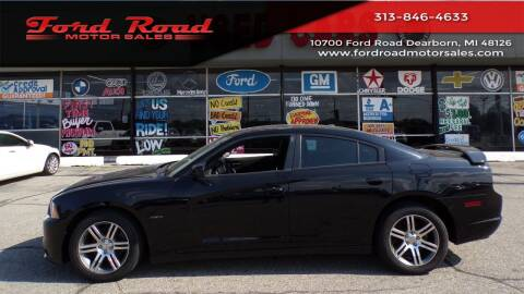 2012 Dodge Charger for sale at Ford Road Motor Sales in Dearborn MI