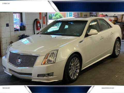 2010 Cadillac CTS for sale at JK Motor Cars in Pittsburgh PA