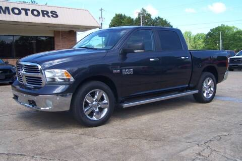 2015 RAM Ram Pickup 1500 for sale at HILLCREST MOTORS LLC in Byram MS