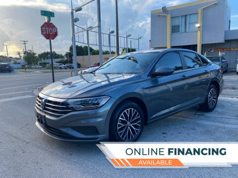 2019 Volkswagen Jetta for sale at Global Auto Sales USA in Miami FL