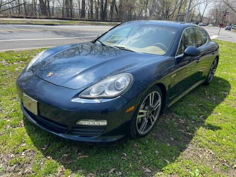2010 Porsche Panamera for sale at Kapos Auto, Inc. in Ridgewood, Queens NY