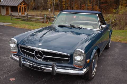 1968 Mercedes-Benz 280-Class for sale at Essex Motorsport, LLC in Essex Junction VT