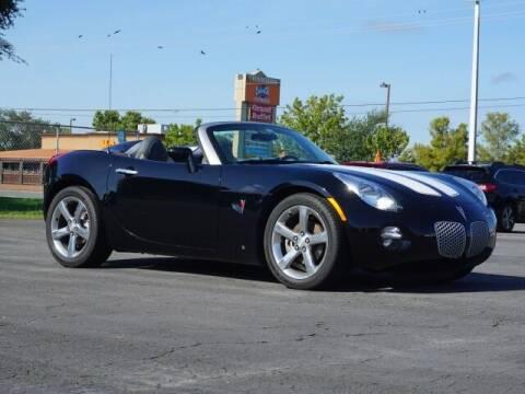 2006 Pontiac Solstice for sale at Bob Boast Volkswagen in Bradenton FL