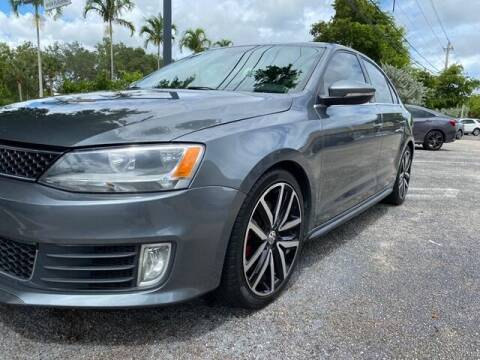 2013 Volkswagen Jetta for sale at Deerfield Automall in Deerfield Beach FL
