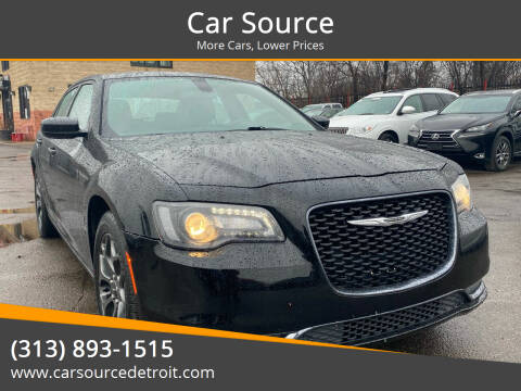 2018 Chrysler 300 for sale at Car Source in Detroit MI