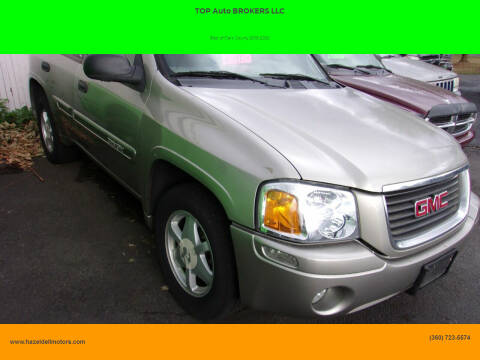 2002 GMC Envoy for sale at TOP Auto BROKERS LLC in Vancouver WA