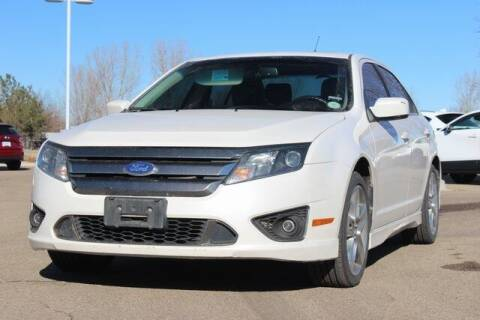 2011 Ford Fusion for sale at COURTESY MAZDA in Longmont CO