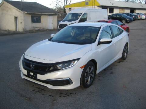 2019 Honda Civic for sale at Import Auto Connection in Nashville TN