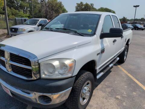 2007 Dodge Ram Pickup 2500 for sale at Affordable Autos in Wichita KS