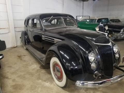 1936 Chrysler Airflow for sale at Vintage Car Collector in Glendale CA