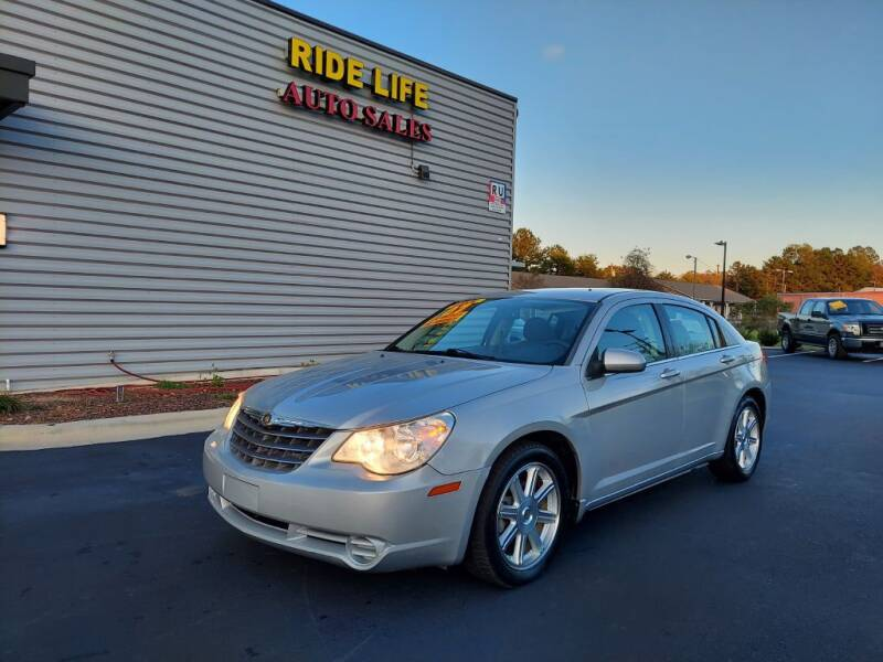 2007 Chrysler Sebring for sale at Ride Life Auto Sales in Charlotte NC