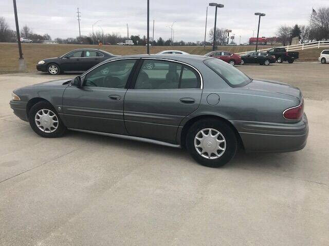 2004 Buick LeSabre for sale at Lannys Autos in Winterset IA