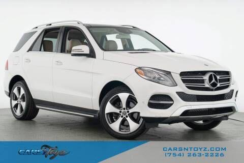 2017 Mercedes-Benz GLE for sale at JumboAutoGroup.com - Carsntoyz.com in Hollywood FL
