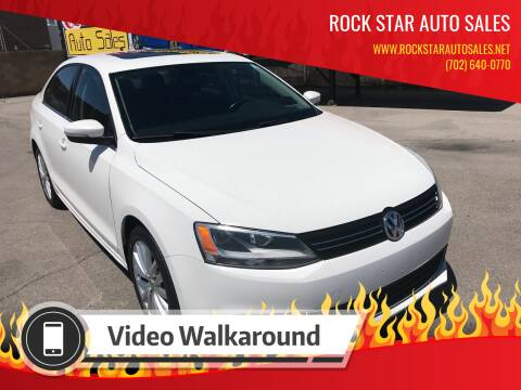 2013 Volkswagen Jetta for sale at Rock Star Auto Sales in Las Vegas NV