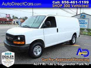 2015 Chevrolet Express Cargo for sale at Auto Direct Trucks.com in Edgewater Park NJ