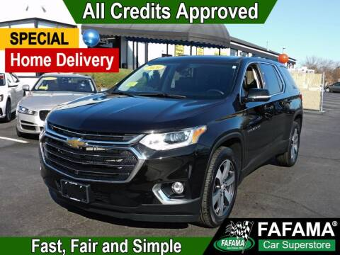 2020 Chevrolet Traverse for sale at FAFAMA AUTO SALES Inc in Milford MA