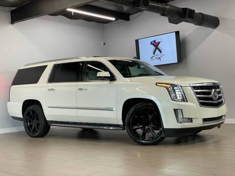 2015 Cadillac Escalade ESV for sale at TX Auto Group in Houston TX