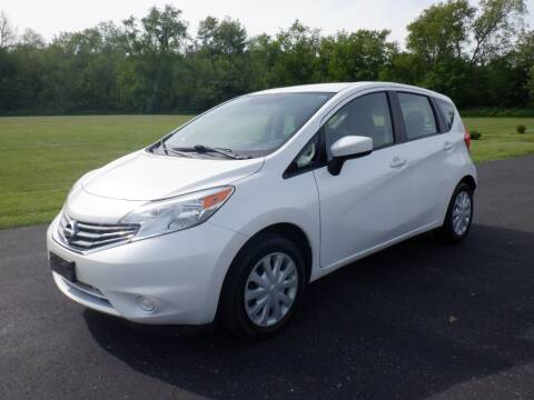 2015 Nissan Versa Note for sale at MIKES AUTO CENTER in Lexington OH