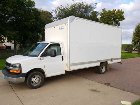 2017 Chevrolet Express Cutaway for sale at RLS Enterprises in Sioux Falls SD