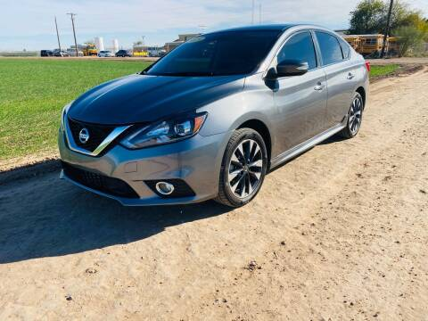 2019 Nissan Sentra for sale at A AND A AUTO SALES in Gadsden AZ