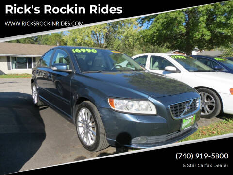 2009 Volvo S40 for sale at Rick's Rockin Rides in Reynoldsburg OH