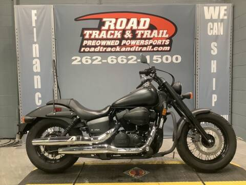 2018 Honda Shadow Phantom for sale at Road Track and Trail in Big Bend WI