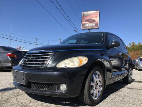 2006 Chrysler PT Cruiser for sale at T.K. AUTO SALES LLC in Salisbury NC
