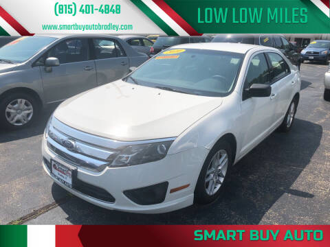 2010 Ford Fusion for sale at Smart Buy Auto in Bradley IL