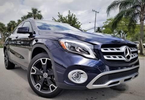 2018 Mercedes-Benz GLA for sale at Progressive Motors in Pompano Beach FL