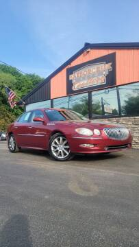 2008 Buick LaCrosse for sale at Harborcreek Auto Gallery in Harborcreek PA