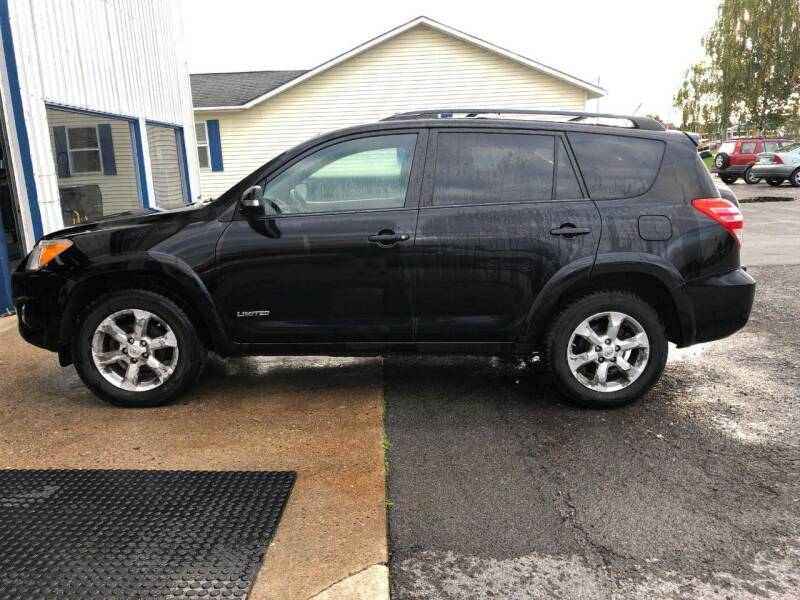 2009 Toyota RAV4 for sale at Alex Bay Rental Car and Truck Sales in Alexandria Bay NY