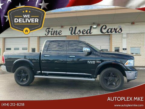 2017 RAM Ram Pickup 1500 for sale at Autoplexwest in Milwaukee WI