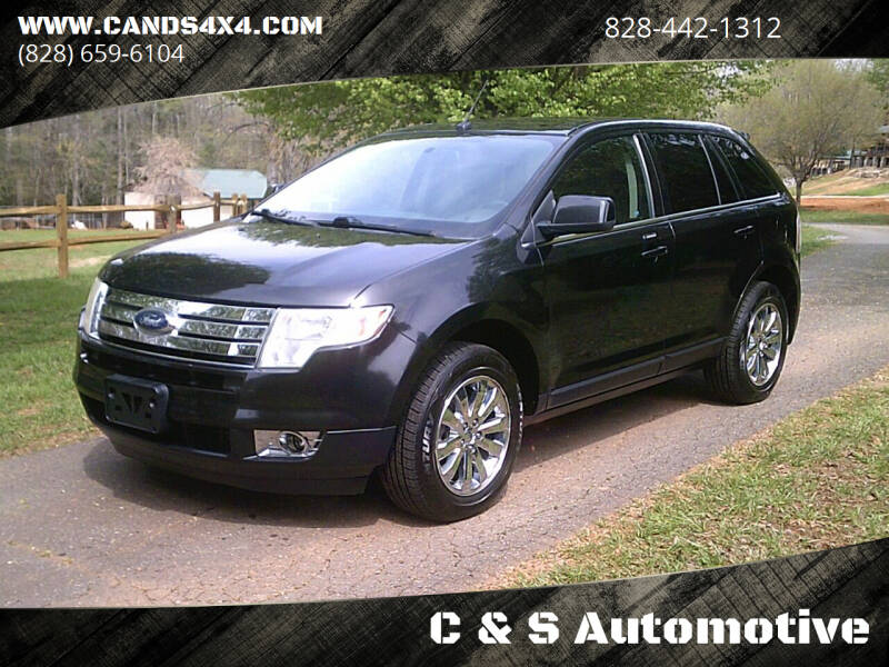 2010 Ford Edge for sale at C & S Automotive in Nebo NC