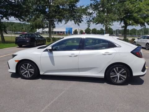 2020 Honda Civic for sale at Econo Auto Sales Inc in Raleigh NC