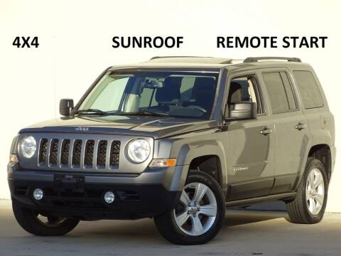 2012 Jeep Patriot for sale at Chicago Motors Direct in Addison IL