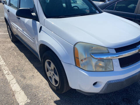 2006 Chevrolet Equinox for sale at Nash's Auto Sales Used Car Dealer in Milton FL
